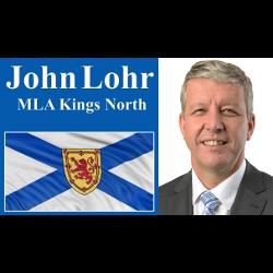 John Lohr, MLA