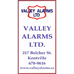 Valley Alarms Ltd.